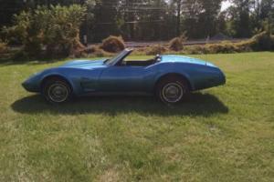 1975 Chevrolet Corvette Corvette