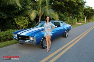 1971 Chevrolet Chevelle Chevelle SS Tribute