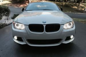 2011 BMW 3-Series M-Sport