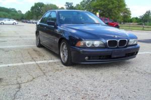 2002 BMW 5-Series 530i