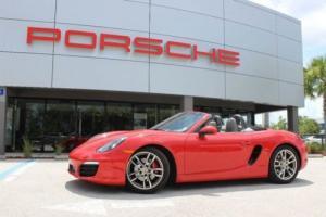 2013 Porsche Boxster 2dr Roadster S