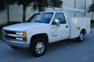 2000 Chevrolet Silverado 2500 ALTEC UTILITY BED
