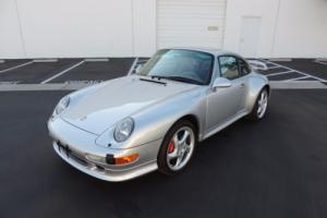 1997 Porsche 911 C4S