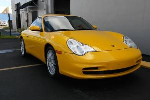 2002 Porsche 911 2dr Carrera Coupe Tiptronic