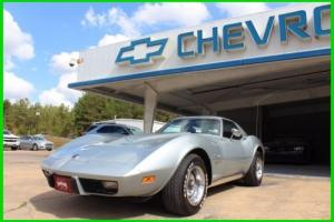 1975 Chevrolet Corvette 1975 Corvette Stingray V8