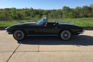 1967 Chevrolet Corvette 427 Convertible