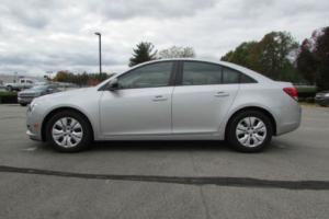 2013 Chevrolet Cruze 4dr Sedan Automatic LS