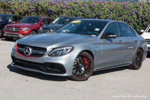 2015 Mercedes-Benz C-Class CERTIFIED 2015 MB C63P  EDITION 1