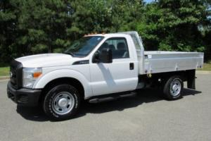 2011 Ford F-350 w/ TAFCO Aluminum Flat Bed 2WD