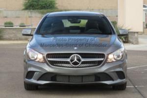 2016 Mercedes-Benz CLA-Class 4dr Sedan CLA250 4MATIC