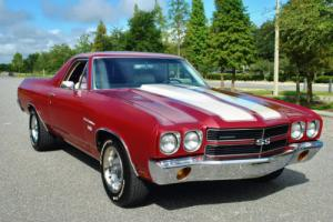 1970 Chevrolet El Camino Super Nice! SS Tribute! 400 V8 Classic Muscle
