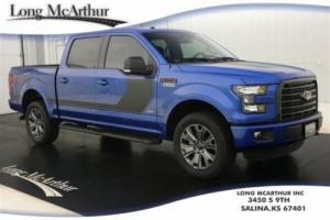 2016 Ford F-150 XLT 4X4 SUPERCREW NAV MOONROOF MSRP $56400