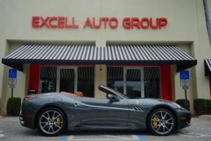 2010 Ferrari California 2dr Convertible