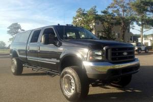 2000 Ford F-350 crew cab long bed