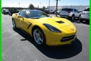 2015 Chevrolet Corvette Z51 3LT Certified