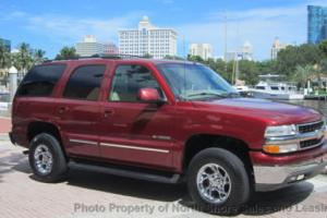 2002 Chevrolet Tahoe 4dr 1500 4WD LT Photo