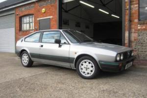 Alfa Romeo Sprint SPV SERIES 3 CLVR 1984 Photo