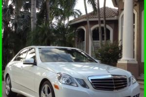 2010 Mercedes-Benz E-Class E350 4MATIC Photo