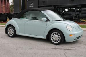 2005 Volkswagen Beetle - Classic 5-Speed GLS 4-Seater Import Sport Convertible Photo