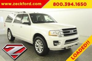 2017 Ford Expedition Limited EL 4X4