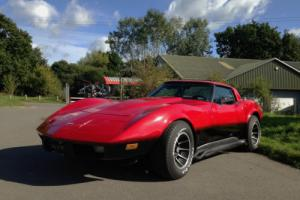 1979 C3 Chevrolet Corvette 350 V8, MOT'd, Uk Registered, Fully Restored Photo