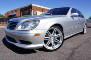 2006 Mercedes-Benz S-Class 06 S430 S Class 430 Sedan