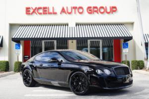 2010 Bentley Continental GT 2dr Coupe Supersports