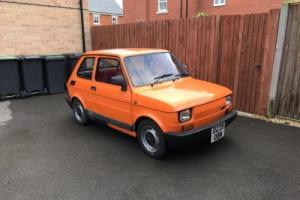 FIAT 126. 1986 Air cooled. RHD. 12 months MOT, Drive Away today!