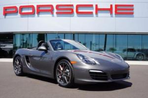 2014 Porsche Boxster 2dr Roadster S