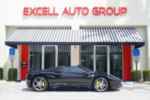 2013 Ferrari 458 2dr Convertible