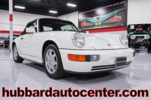 1990 Porsche 911 2dr Coupe 2 Cabriolet Tiptronic Photo