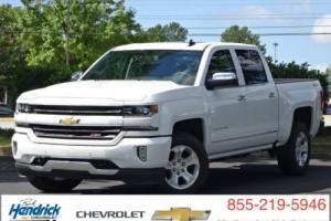 "2017 Chevrolet Silverado 1500 4WD Crew Cab 143.5"" LTZ w/1LZ"