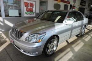 2006 Lexus LS 4dr Sdn