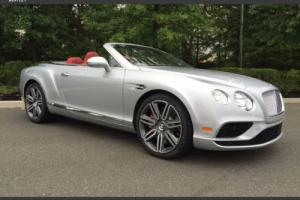 2016 Bentley Continental GT 2dr Convertible W12