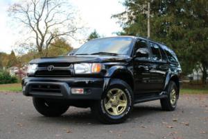 2001 Toyota 4Runner SR5 4WD DIFF LOCK 4X4 BLACK
