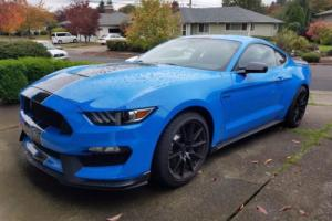 2017 Ford Mustang GT350
