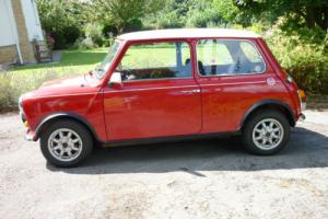 MINI COOPER CLASSIC 1991 ROVER MAINSTREAM ORIGINAL CAR