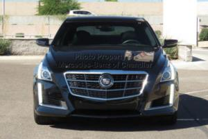 2014 Cadillac CTS 4dr Sedan 3.6L Twin Turbo Vsport Premium RWD