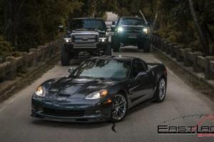 2010 Chevrolet Corvette ZR1 w/3ZR Custom Like New One Owner!!!!