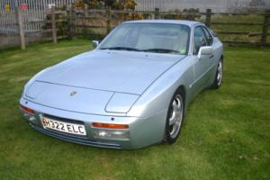 Porsche 944 turbo Photo