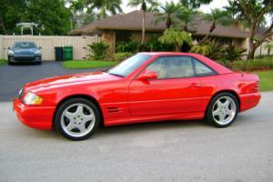 2001 Mercedes-Benz SL-Class Sport Pkg.