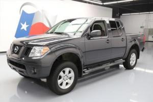 2012 Nissan Frontier PRO 4X4 CREWSPEED TOW
