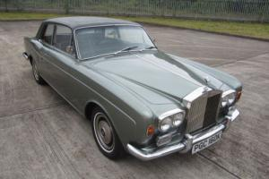 1972 ROLLS ROYCE CORNICHE FHC Photo