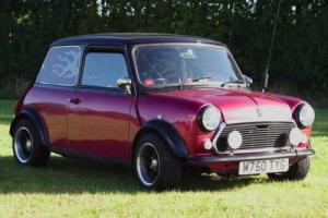1994 1275cc limited edition Rover mini 35, solid shell, strong engine, 6 months