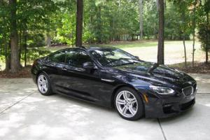 2014 BMW 6-Series Photo