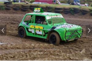 Classic Mini 1380 cc, Autograss class 5, small mods req for road, race or track Photo