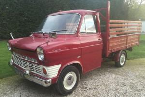 Ford transit pick up mk1 drop side classic ford 40k 1 owner