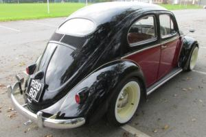 VW OVAL BEETLE 1955. 3 OWNERS FROM NEW, Stored away for 30 years