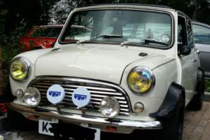 classic Mini Cooper John cooper works conversion