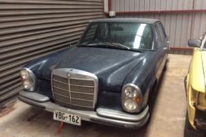 Mercedes benz 280se 3.5 W108